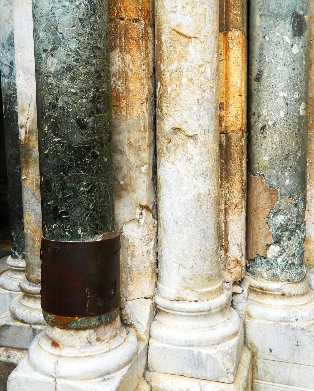 jerusalem pillars
