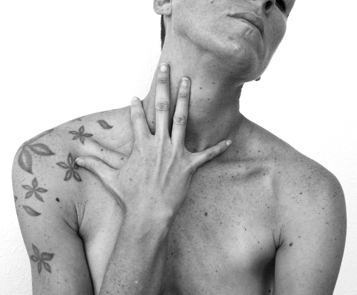 a neck study