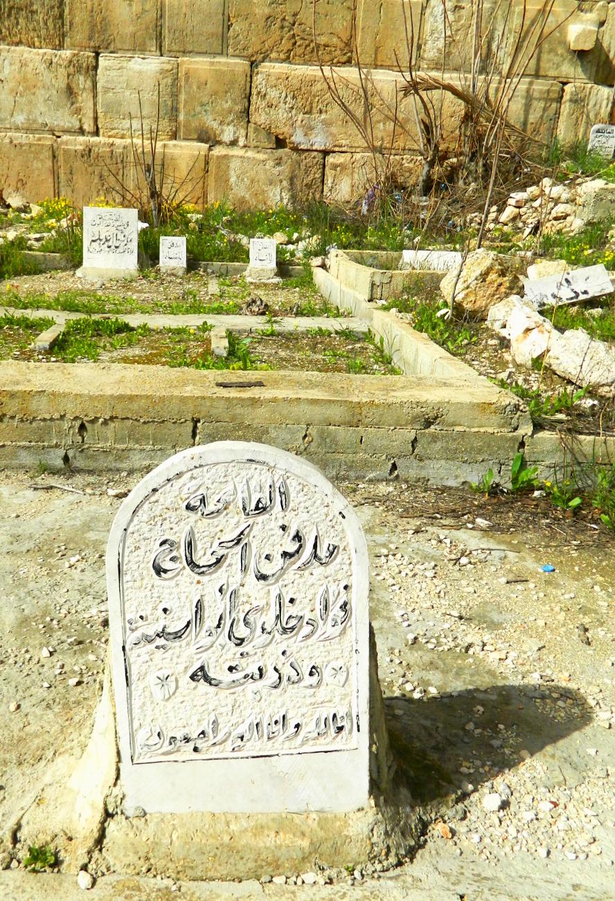 jerusalem tombs