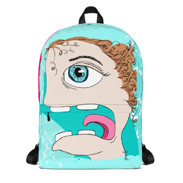 surf speak backpack