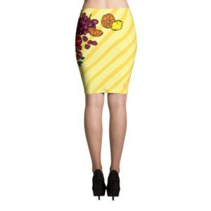 fruity skirt