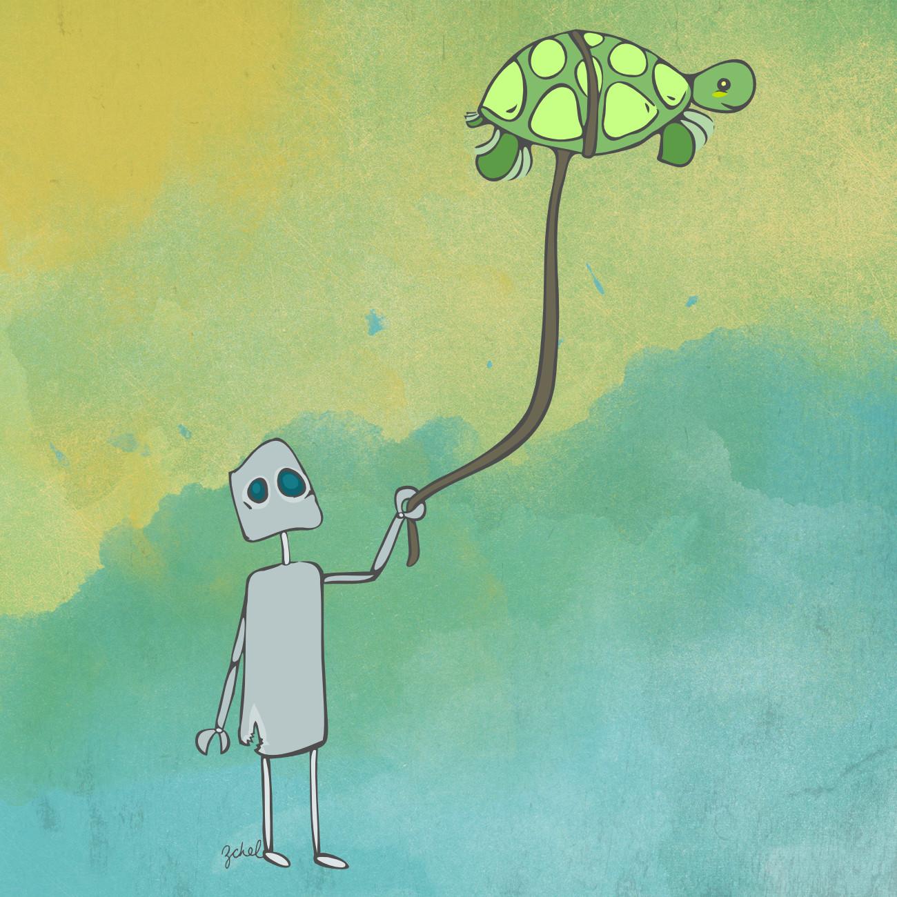 turtle walk design