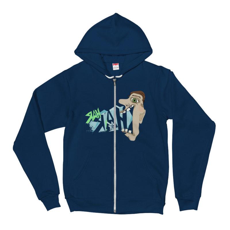 har har sweatshirt Mens design