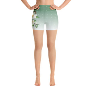 magnolia bloom shorts