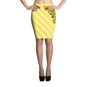 fruity skirt